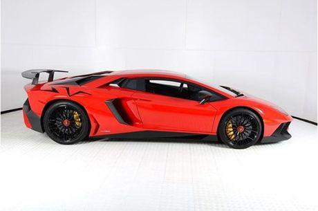 Ve dep sieu xe hang hiem Lamborghini Aventador SV do ruc rao ban 12,7 ty Dong - Anh 5