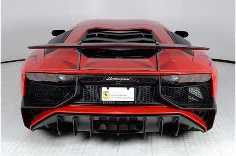 Ve dep sieu xe hang hiem Lamborghini Aventador SV do ruc rao ban 12,7 ty Dong - Anh 7