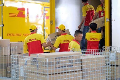 DHL Viet Nam bat dau trien khai Logicstic dien tu - Anh 2