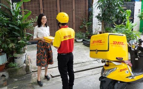 DHL Viet Nam bat dau trien khai Logicstic dien tu - Anh 3