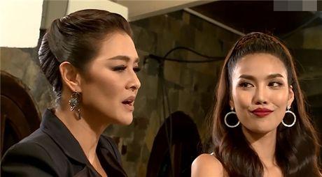The Face tap 6 lai cat phang man cai co nay lua cua Lukkade va Hoang Thuy? - Anh 7