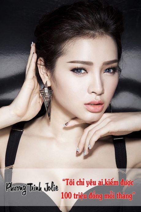 Ngan van tieu chuan chon ban trai gay song gio cua dan my nhan showbiz Viet - Anh 2