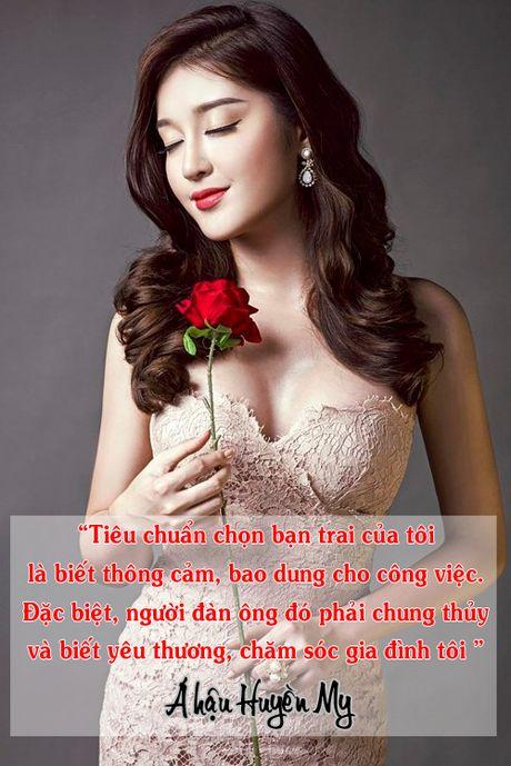 Ngan van tieu chuan chon ban trai gay song gio cua dan my nhan showbiz Viet - Anh 9
