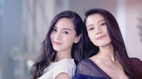 Xinh dep la the, Angela Baby van bi 'dim toi ta' khi dung canh nhung my nhan nay - Anh 2