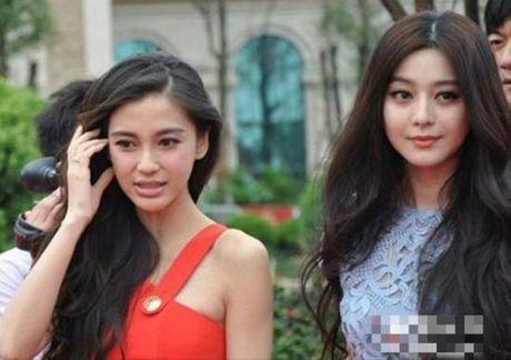 Xinh dep la the, Angela Baby van bi 'dim toi ta' khi dung canh nhung my nhan nay - Anh 7