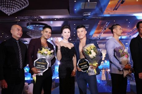 Ca si Nguyen Vu tiep tuc ngoi ghe nong chuong trinh Fitness Model mua thu 2 - Anh 4