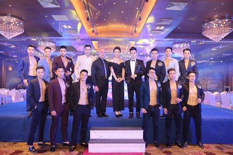 Ca si Nguyen Vu tiep tuc ngoi ghe nong chuong trinh Fitness Model mua thu 2 - Anh 8