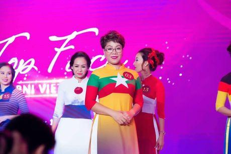 A quan Top Face BNI Viet Nam 2017 Bui Tuyet Mai: 'Nghi lon, tu duy lon de thanh cong' - Anh 3