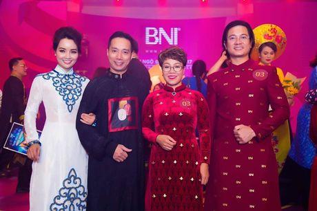 A quan Top Face BNI Viet Nam 2017 Bui Tuyet Mai: 'Nghi lon, tu duy lon de thanh cong' - Anh 6