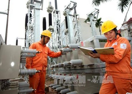 Them 1.075 MW cong suat duoc bo sung vao he thong dien Quoc gia - Anh 1