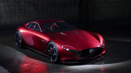 'Sieu xe' Mazda RX-9 ra mat trong thang 10/2017? - Anh 1
