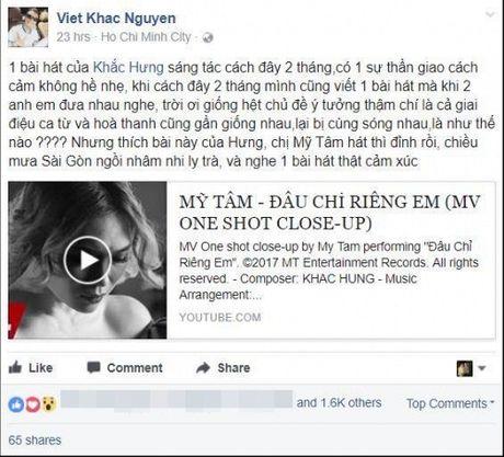 Hari Won, Min cung nhieu sao Viet dong loat 'buong loi yeu thuong' voi MV moi cua My Tam - Anh 9
