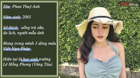Phan Thuy Anh: co nang so huu net dep lai cuon hut gay xon xao cong dong mang - Anh 1