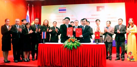 TP. Dong Hoi tang cuong ket noi phat trien du lich voi Thai Lan - Anh 1