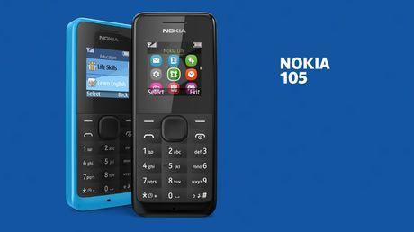 Nokia hoi sinh 2 mau dien thoai cuc gach gia duoi 500.000 dong - Anh 1