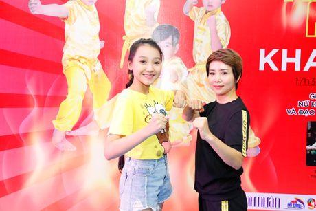Su nghiep moi cua 'Nu hoang Wushu' Viet Nam - Thuy Hien - Anh 10