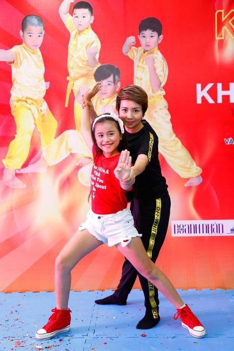 Su nghiep moi cua 'Nu hoang Wushu' Viet Nam - Thuy Hien - Anh 11