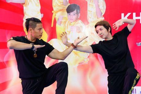 Su nghiep moi cua 'Nu hoang Wushu' Viet Nam - Thuy Hien - Anh 4