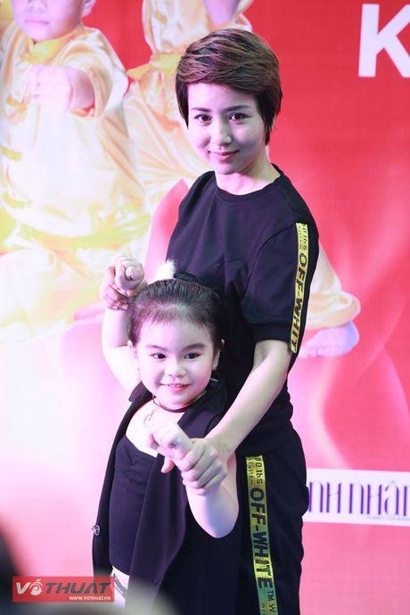 Su nghiep moi cua 'Nu hoang Wushu' Viet Nam - Thuy Hien - Anh 7