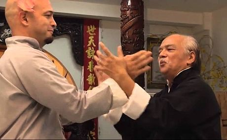 Dai su Nam Anh khong dau voi Huynh Tuan Kiet - Anh 1