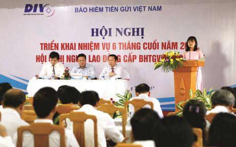 Bao hiem tien gui Viet Nam: Vi quyen loi nguoi gui tien va an toan hoat dong ngan hang - Anh 1