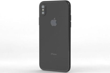Loat anh ro ri ve thiet ke chinh thuc cua mau iPhone 8 sap ra mat - Anh 3