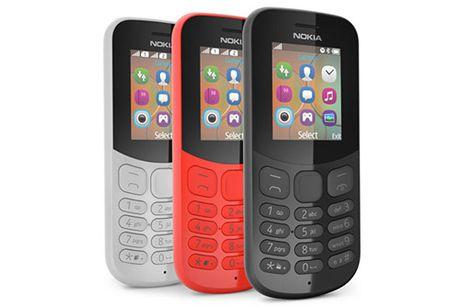 HMD Global trinh lang Nokia 130 va Nokia 105 the he 2017 - Anh 2