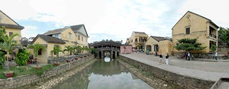 Hoi An vao top 15 thanh pho tuyet voi nhat the gioi - Anh 1