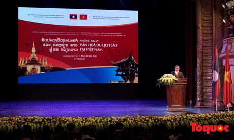 Tham tinh huu nghi trong Ngay hoi Van hoa, Du lich Lao tai Viet Nam - Anh 2