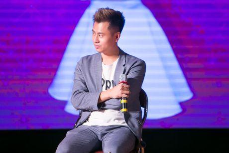 Phan ung la cua NSND Thu Hien khi hoc tro dua nhac pop vao dan ca - Anh 2
