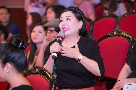 Phan ung la cua NSND Thu Hien khi hoc tro dua nhac pop vao dan ca - Anh 3