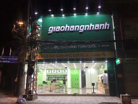 DHL chua hop tac cung Giao Hang Nhanh van chuyen noi dia - Anh 2
