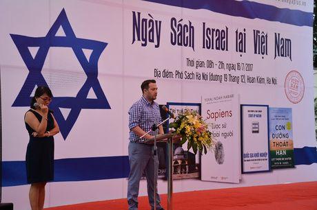 Ngay sach Israel dau tien tai Viet Nam - Anh 1
