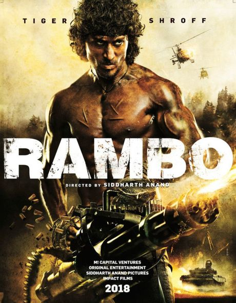 Sylvester Stallone bac tin gop mat trong 'Rambo' phien ban An Do - Anh 1