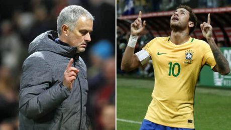 Neymar cau cuu Mourinho: MU san sang thay doi lich su - Anh 2