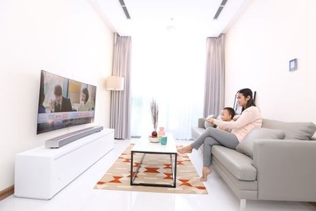 Thay doi TV, nang cap khong gian song - Anh 3