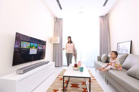Thay doi TV, nang cap khong gian song - Anh 5
