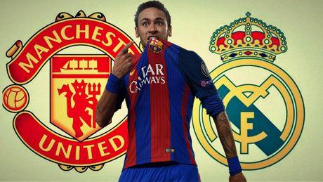 Real dau MU vi Neymar, Mourinho ket Kante moi - Anh 1