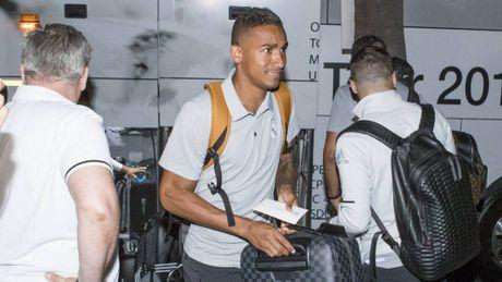 Real dau MU vi Neymar, Mourinho ket Kante moi - Anh 2
