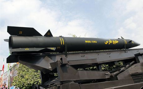 Bao My noi Iran dang che tao ten lua o Syria, Nga bac bo - Anh 1