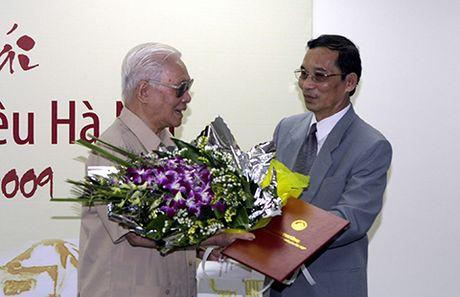 Bang vang Giai thuong Bui Xuan Phai - Vi Tinh Yeu Ha Noi tu 2008 - 2016 - Anh 1