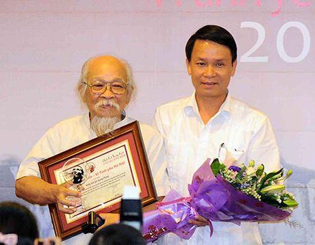 Bang vang Giai thuong Bui Xuan Phai - Vi Tinh Yeu Ha Noi tu 2008 - 2016 - Anh 5