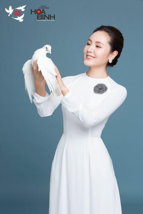 Dan my nhan tham gia 'Tuoi tre Viet Nam- Cau chuyen Hoa binh' - Anh 5