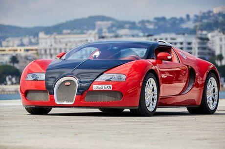 Bugatti Veyron Grand Sport qua su dung duoc rao ban hon 40 ty dong - Anh 1