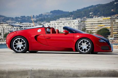 Bugatti Veyron Grand Sport qua su dung duoc rao ban hon 40 ty dong - Anh 2