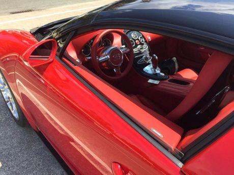 Bugatti Veyron Grand Sport qua su dung duoc rao ban hon 40 ty dong - Anh 6