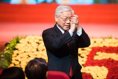 Chum anh: Le ky niem 55 nam quan he Viet Nam - Lao - Anh 2