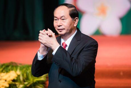 Chum anh: Le ky niem 55 nam quan he Viet Nam - Lao - Anh 3