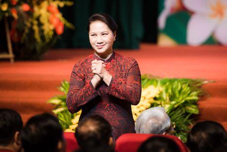 Chum anh: Le ky niem 55 nam quan he Viet Nam - Lao - Anh 4