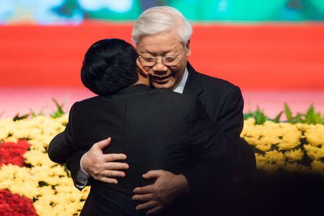 Chum anh: Le ky niem 55 nam quan he Viet Nam - Lao - Anh 9